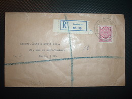 LR TP 11 OBL.8 VIII 55 SRAID AN RIOGH TH. ACLIATH - 1949-... République D'Irlande