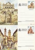1982 España. Entero Postales Turismo (Edif.127/128)**  2v - Enteros Postales