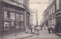 GIRONDE – PAUILLAC – Rue Ségur (Magasin De Vente De Carte Postale) - Pauillac