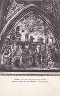 Vaticano Roma, Appartamento Borgia, Vanuta Dallo Spirito Santo Pinturicchio (pk53214) - Vatican