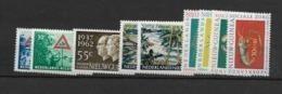 1962 Nederlands Nieuw Guinea, Year Collection,  Postfris** - Nuova Guinea Olandese