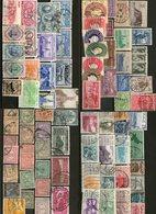 Gemischtes Lot Gestempelt - Stamps