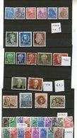 Lot ältere DDR Postfrisch - Gestempelt - Stamps