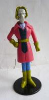 FIGURINE DRAGON BALL Z GT 1996 ATLAS DOLE TAKKI - Figurines