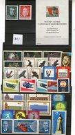 Lot ältere DDR Postfrisch - Stamps