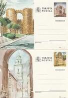 1983 España. Entero Postales Turismo (Edif.133/134)** 2v - Enteros Postales