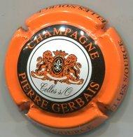 CAPSULE-CHAMPAGNE GERBAIS Pierre N°06 Contour Orange - Autres