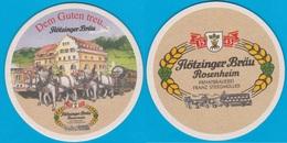 Flötzinger Brauerei Rosenheim ( Bd 2092 ) - Bierdeckel