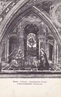 Vaticano Roma, Appartamento Borgia L'Annunziazione Pinturicchio (pk53220) - Vatican