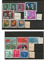 Lot ältere DDR Gestempelt - Stamps