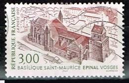 Frankreich 1997, Michel# 3246 O Basilica Of St. Maurice: Epinal - Vosges - Frankreich