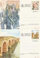 1984 España. Entero Postales Turismo (Edif.137/138)**   2v - Enteros Postales