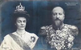 Bulgarie - Ferdinand Ier Et Son épouse La Reine Eléonore - Familles Royales