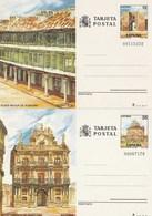 1986 España. Entero Postales Turismo (Edif.141/142)**  2v - Enteros Postales