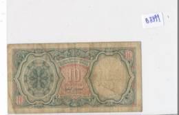 Billet - B3399 - Egypte - 10 Piastres  ( Catégorie,  Nature état ... Se Référer Au Double Scan) - Autres - Afrique