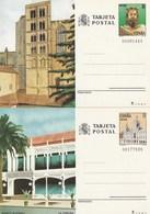 1985 España. Entero Postales Turismo (Edif.139/140)**   2v - Enteros Postales