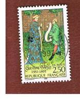 FRANCIA (FRANCE) - SG 3035  - 1991 GASTON FEBUS        -    USED - Francia