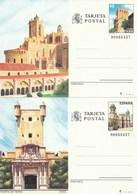 1988 España. Entero Postales Turismo (Edif.145/146)**   2v - Enteros Postales