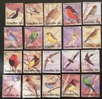 Lesotho  1992 Birds - Lesotho (1966-...)