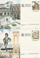 1987 España. Entero Postales Turismo (Edif.143/144)**  2v - Enteros Postales