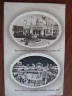 Coronation Exhibition, London 1911 - Royal Pavilion And Court Of Honour - Exhibitions