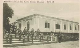 Missioni Salesiane Del Matto Grosso (Brasile) Giovani Bororos  Musici.---scan-- - Brasilia