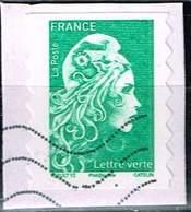 Frankreich 2018, Michel# 6915 A O Marianne  L'Engagée - 2018-... Marianne L'Engagée
