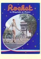 Cycle Postcard Rochet 1964 - Reproduction - Pubblicitari