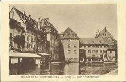 "CPA "" LE STRASBOURG DISPARU N°87 "" - Moulin De La ""Duntzmühle"". - Strasbourg"
