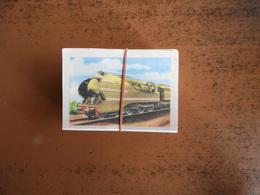 Chromos Jacques : Rétrospective De La Locomotive - Sammelbilderalben & Katalogue