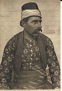 Cpa Kurd Du Sandjak De Bosnie En Costume Traditionnel - Bosnie-Herzegovine