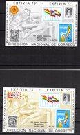 4 Hb De Bolivia Exfivia 1977 - Bolivie
