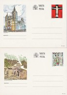 1993 España. Entero Postales Turismo (Edif.155/156)**  2v - Enteros Postales