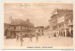 Cpa De Cartagène, Coaches Square - Colombie