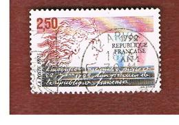 FRANCIA (FRANCE) - SG 3090    - 1992  BICENTENARY OF YEAR ONE OF FIRST REPUBLIC     -    USED - Francia