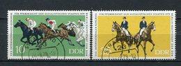 DDR Nr.2449/50          O  Used       (21766) ( Jahr: 1979 ) - DDR