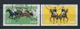 DDR Nr.2449/50          O  Used       (21767) ( Jahr: 1979 ) - DDR