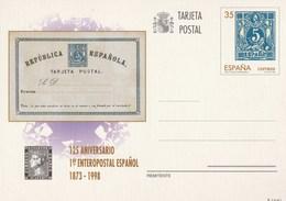 1998 España. Entero Postal (Edif.167)**   1v - Enteros Postales