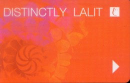 India Hotel Key,  The Lalit Temple View Khajuraho - Distinctly Lalit (1pcs) - Inde