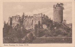 Ruine Prandegg Bei Gutau  (FR) - Österreich