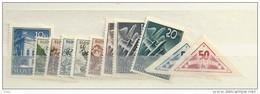 1940 MH Year Collection Slowakei, Slovensko - Slovakia