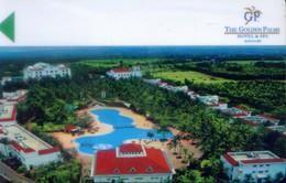 India Hotel Key, The Golden Palms Hotel & Spa Bangalore  (1pcs) - Inde