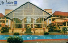 India Hotel Key, Radisson BLU Resort Goa Cavelossim Beach (1pcs) - Inde