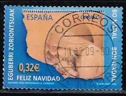 Spanien 2009, Michel# 4461 O Christmas - 1931-Heute: 2. Rep. - ... Juan Carlos I