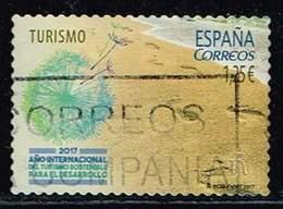 Spanien 2017, Michel# 5124 O International Year Of The Development Of Tourism - 2011-... Gebraucht