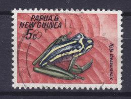 Papua New Guinea 1968 Mi. 131  5c. Frog Frösche - Papouasie-Nouvelle-Guinée