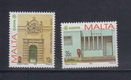 Malta Michel Cat.No. Mnh/**  831/832 - Malte
