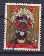 Papua New Guinea 1968 Mi. 127  5c. Nationales Kulturerbe Chimbu Distrikt - Papouasie-Nouvelle-Guinée