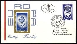 ÖSTERREICH MI-NR. 1173 FDC EUROPA CEPT 1964 - 1964