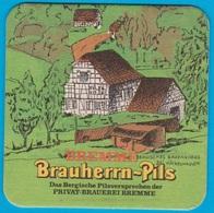Privatbrauerei Carl Bremme Wuppertal ( Bd 2095 ) - Bierdeckel